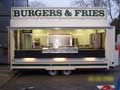Burgers Catering Trailer