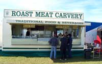 Roast meat Carvery Catering Trailer